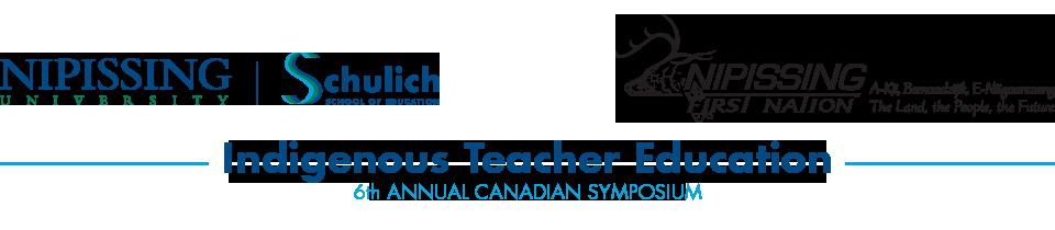 Canadian Symposium on Indigenous Teacher Education